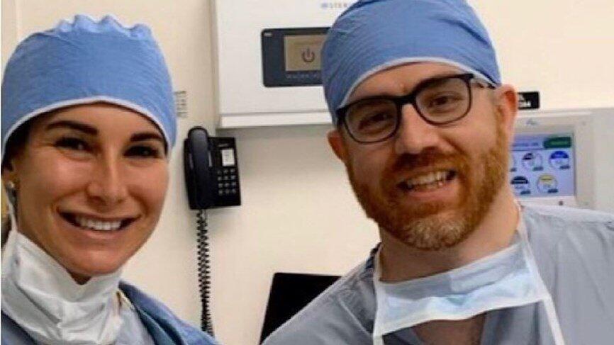 جراح اعصاب لبناني يجري أول عملية جراحية في كندا لتخفيف متلازمة الألم