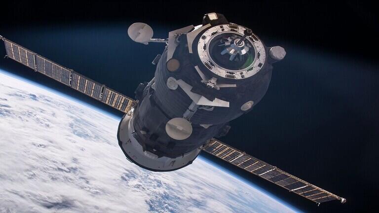 انفصال شاحنة روسية عن المحطة الفضائية الدولية