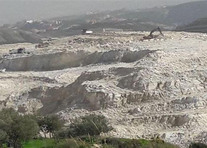 لجنة كفرحزير البيئية دعت إلى الاعتصام  في الهري