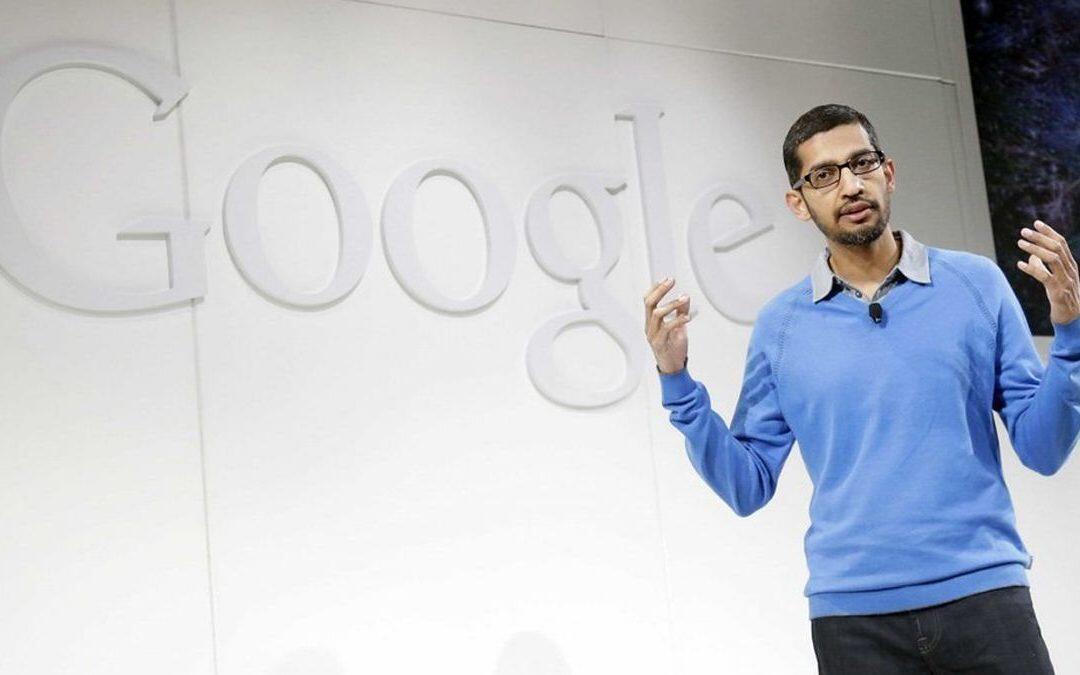 تنحية مؤسسيّ جوجل ورئاسة الشركة الأم ألفابت يتولاها ساندر بيتشاي