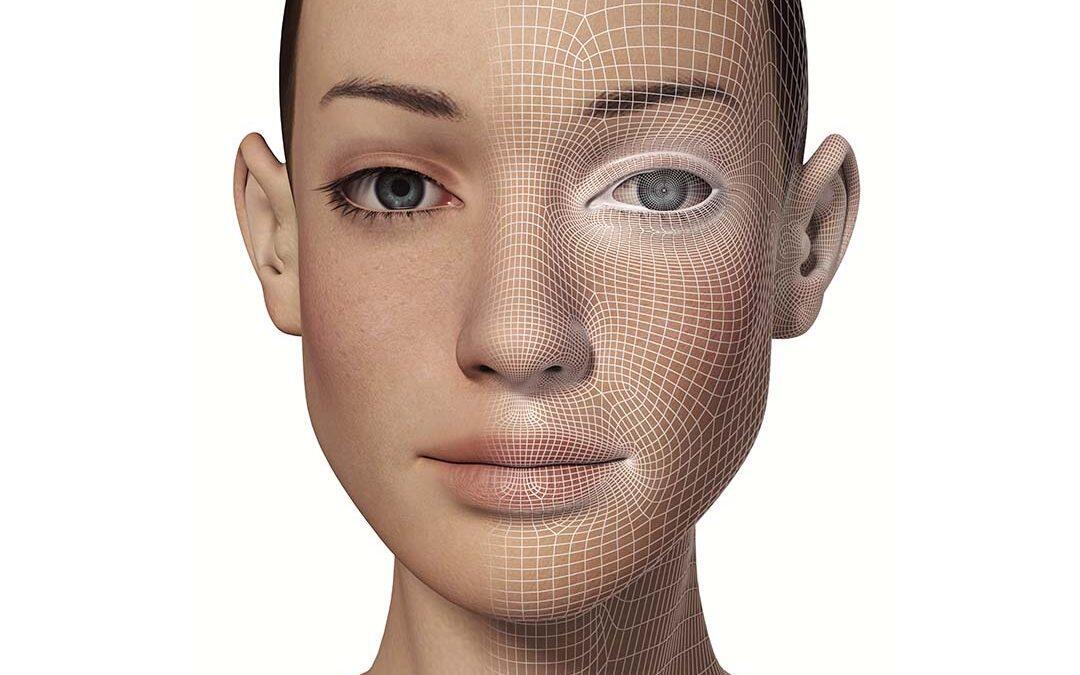 جانبا وجه الإنسان مختلفان؛ فثمة عين أكبر من العين الأخرى بنسبة قليلة يكاد لا يلحظها المعظم، بالإضافة إلى أنّ الأذن اليمنى تكون أعلى من الأذن اليسرى.