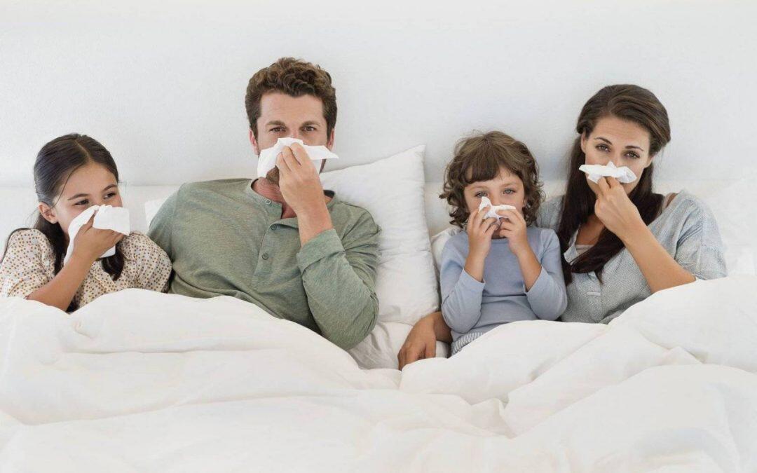 الانفلونزا تهدد لبنان من استراليا …  واللقاح قد لا يناسبها !