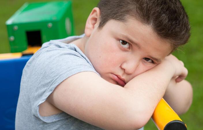 السمنة تهدّد ذاكرة طفلك