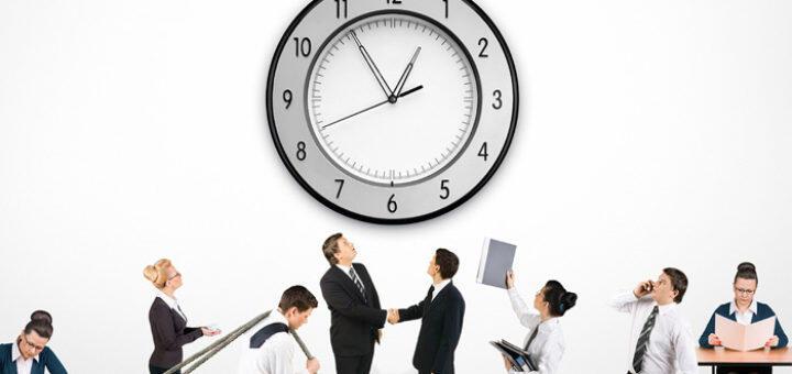 خفض ساعات العمل .. ايجابية وحيوية!