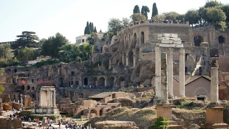 العثور على قبر ومعبد تحت الأرض مكان دفن مؤسس روما الأسطوري