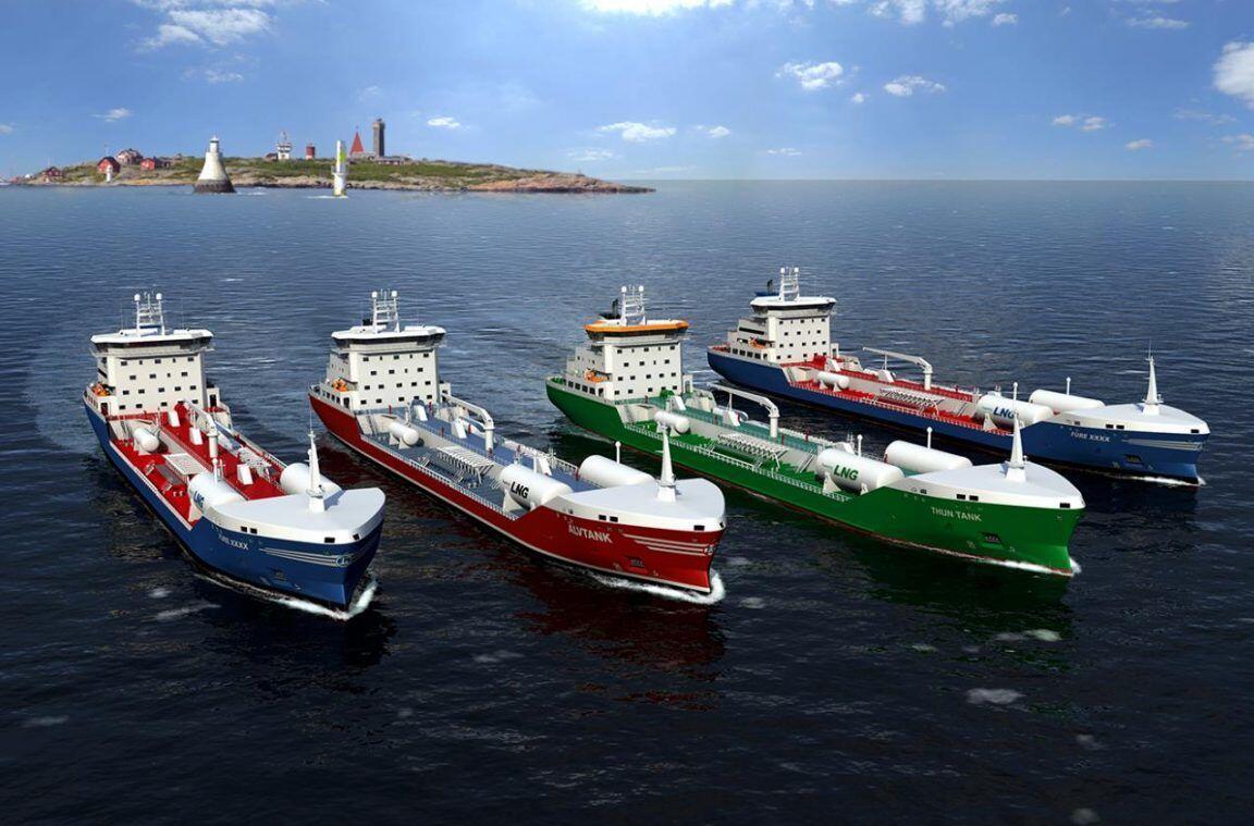 هل يكون غاز الأمونيا وقودا للسفن في المستقبل؟