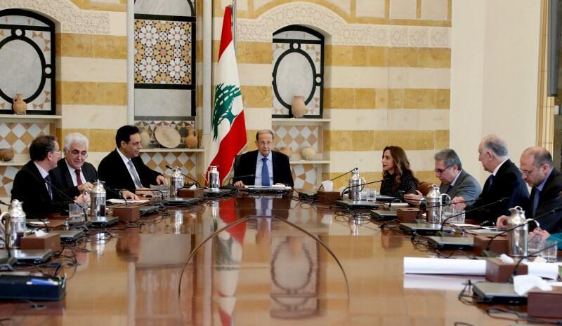 المجلس الاعلى للدفاع رفع انهاء للحكومة لتمديد التعبئة العامة الى 12 نيسان