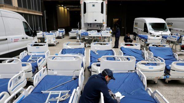 بعد رقم قياسي في عدد الوفيات… الجيش الأميركي يدرس بناء 341 مستشفى