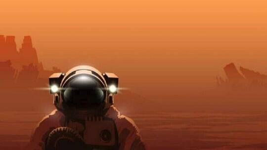 خطة مثيرة للجدل لجعل رواد الفضاء بشرا فائقين من أجل استعمار المريخ