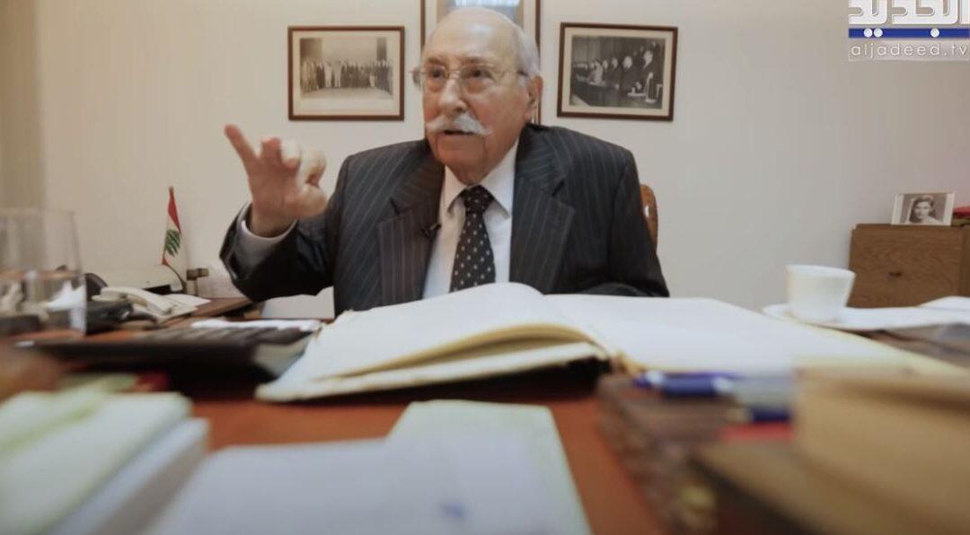 وزير المال السابق الياس سابا عن خطة الحكومة و صندوق النقد الدولي و صفقة الفيول المغشوش