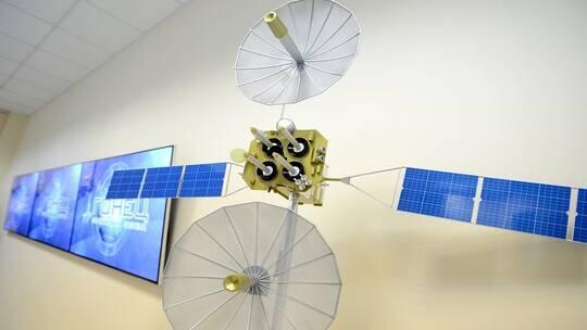 روسيا تطلق دفعة جديدة من أقمار الاتصالات إلى الفضاء هذا العام