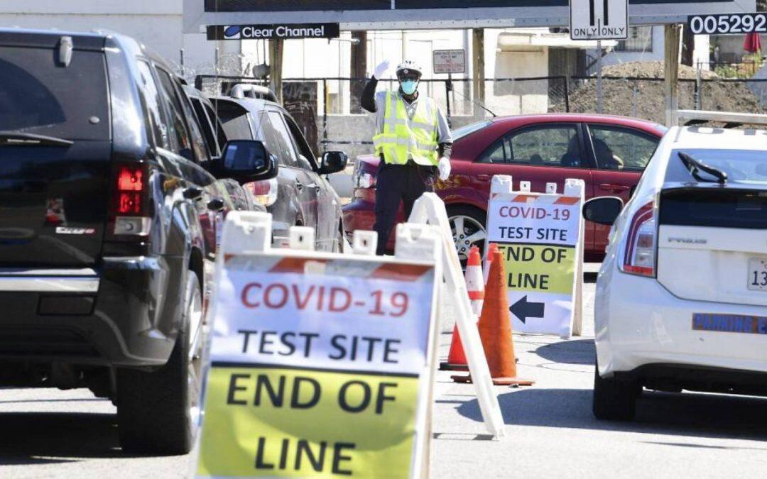 كاليفورنيا تتجاوز نيويورك وتسجل أكبر عدد لإصابات كورونا في أمريكا