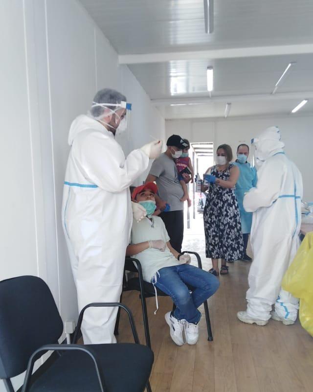 إعلان حالة الاستنفار الصحي في عين جرفا بعد تسجيل إصابة إحدى الوافدات بكورونا