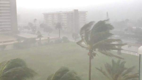 توجيهات لسكان جنوب تكساس بإخلاء منازلهم مع اقتراب العاصفة هانا