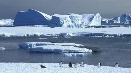 اكتشاف أول تسرب للميثان في القارة القطبية الجنوبية