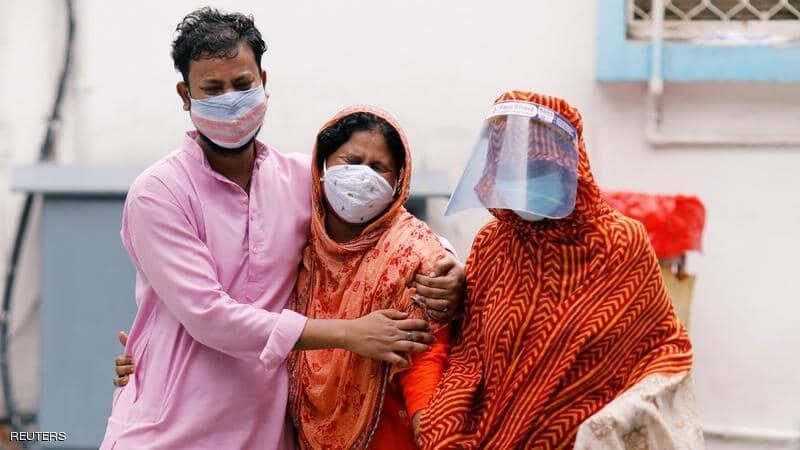 الهند تتصدر ثاني أكثر الدول تضررا بفيروس كورونا بعد أمريكا