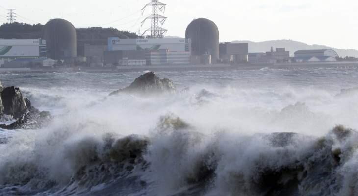 الإعصار مايساك يضرب شبه الجزيرة الكورية