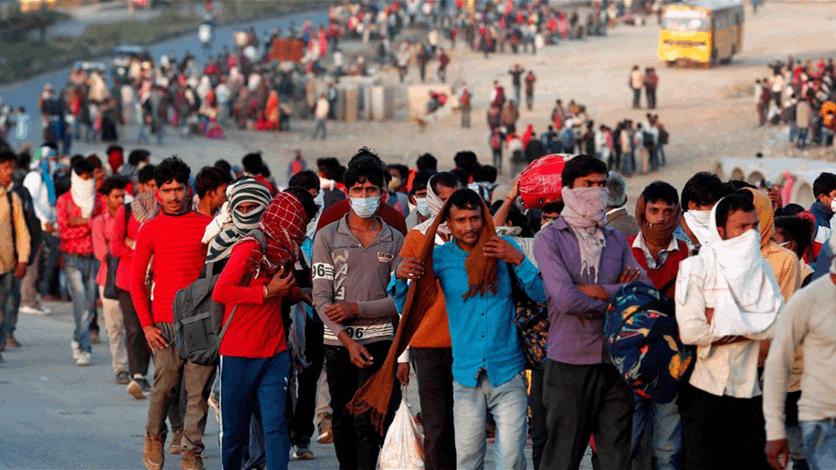 ارتفاع إصابات كورونا في الهند إلى 5.2 مليون بعد تسجيل 96424 حالة جديدة