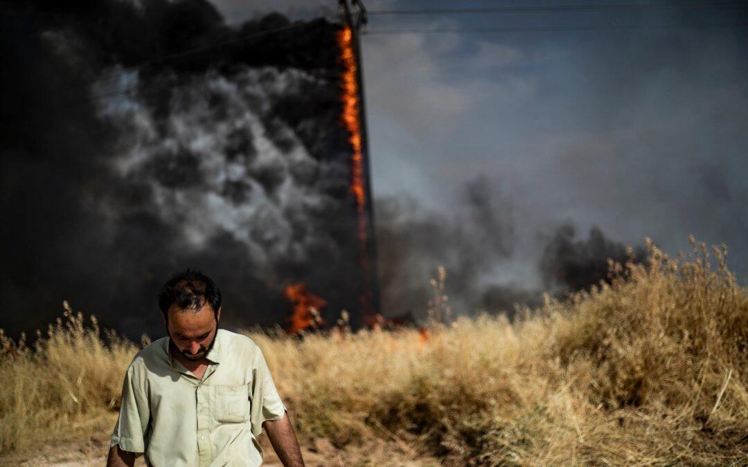 بين الحرق الزراعي  والكربون أسود .. الهواء في خطر