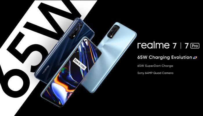 تكنولوجيا ريلمي تستعد لإطلاق سلسلة هواتف 7.. ثورة في عالم الشحن