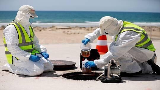 """علماء: اختبار مياه الصرف الصحي يكشف تفشي """"كوفيد-19"""" مبكرا"""