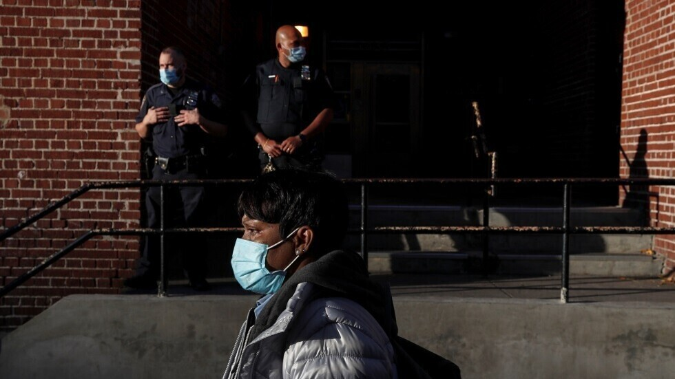 إصابات فيروس كورونا في أميركا تتجاوز 11 مليونا