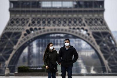 فرنسا..تسجيل 302 وفاة و27228 إصابة جديدة بكورونا في نهاية الأسبوع الثاني من العزل العام