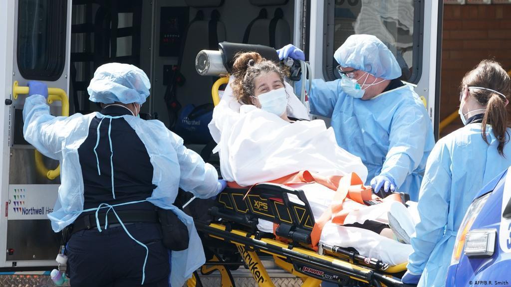 ولاية كاليفورنيا تتصدر العدد الاكبر من إصابات كورونا في الولايات المتحدة