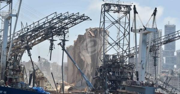 """: وفد من شركة """"Hydro Engineering &Construction"""" الروسية سيصل الاثنين لبيروت لبحث عملية اعمار المرفأ"""