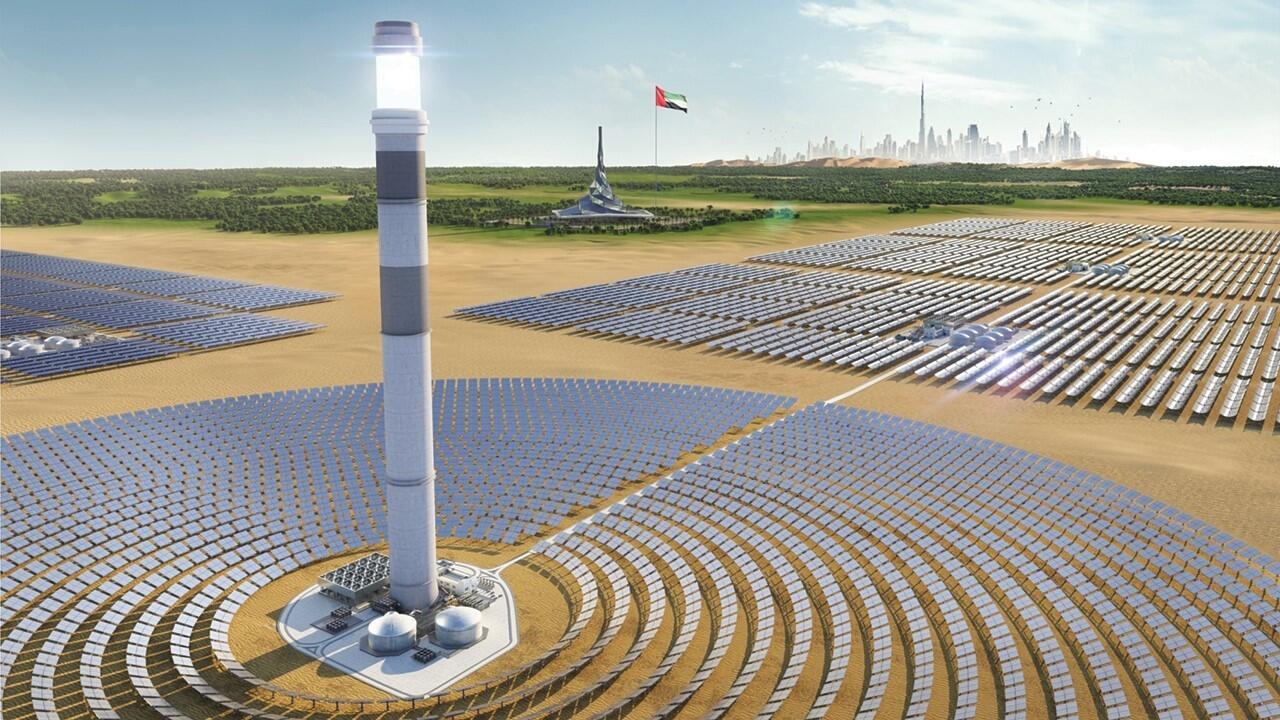 الإمارات تواجه التغيّر المناخي .. بالطاقة النظيفة!