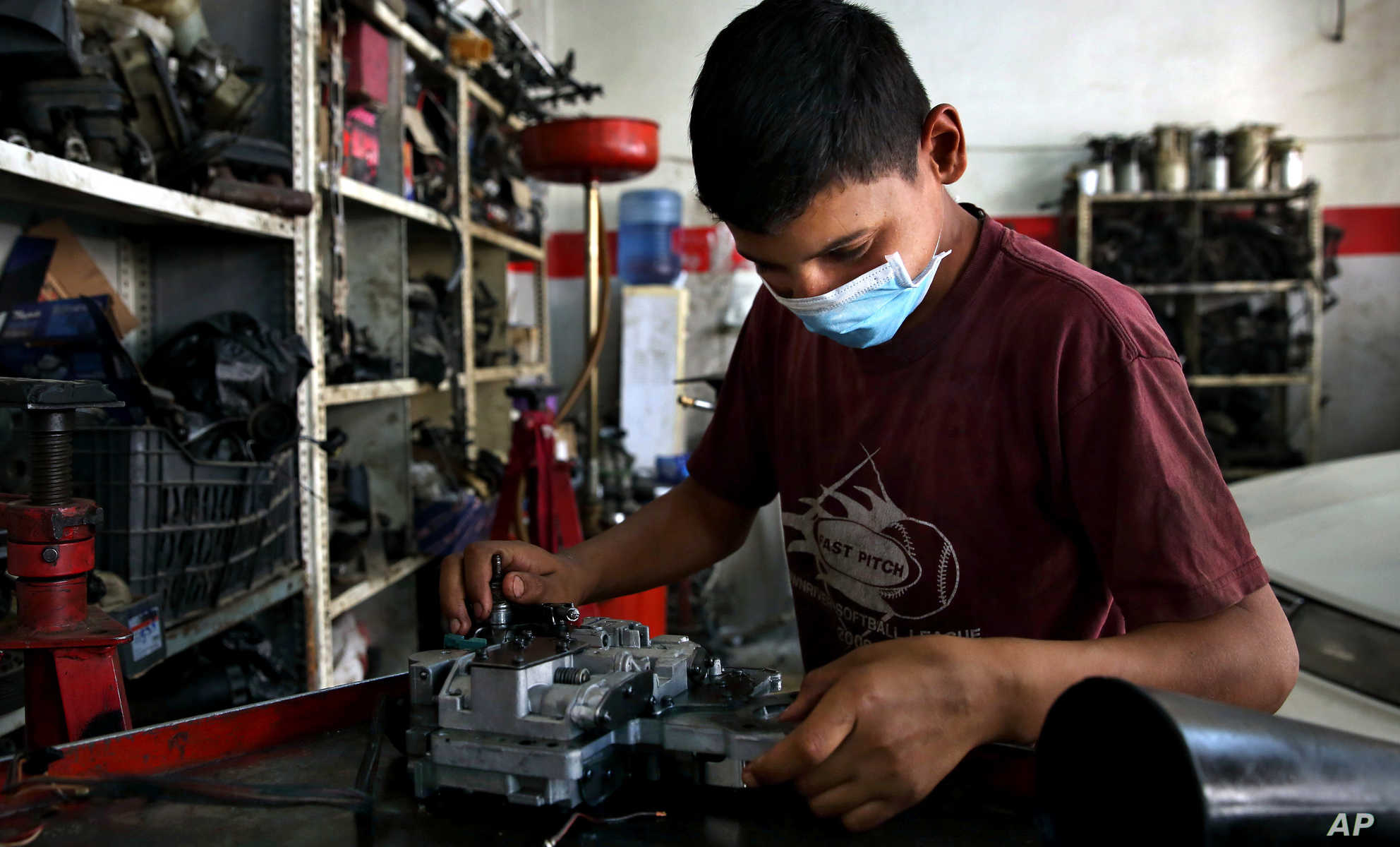 ازدياد عدد الأطفال العاملين في العالم للمرة الأولى منذ عقدين