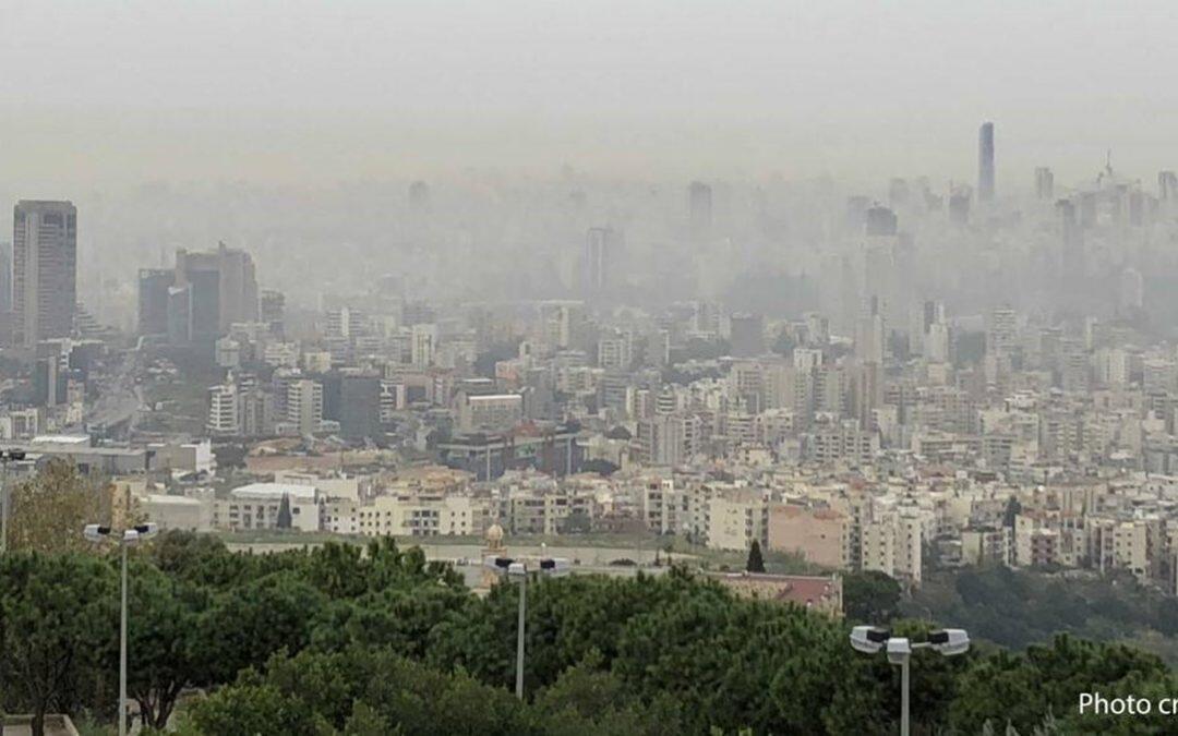 تلوّث الهواء: لبنان بين الدول الأسوأ