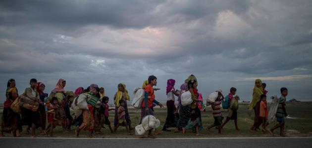 التغيير المناخي يسبب ارتحال الملايين داخل بلدانهم