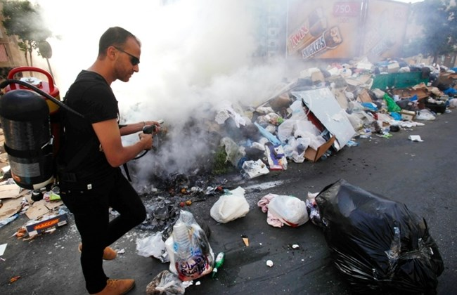 Officials wrangle over Beirut and Mount Lebanon's waste