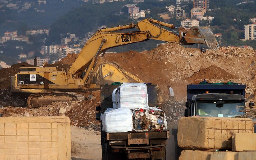 هل تدرك حكومة لبنان المخاطر الحقيقية لغازات مطمر كوستابرافا الملاصق للمطار؟