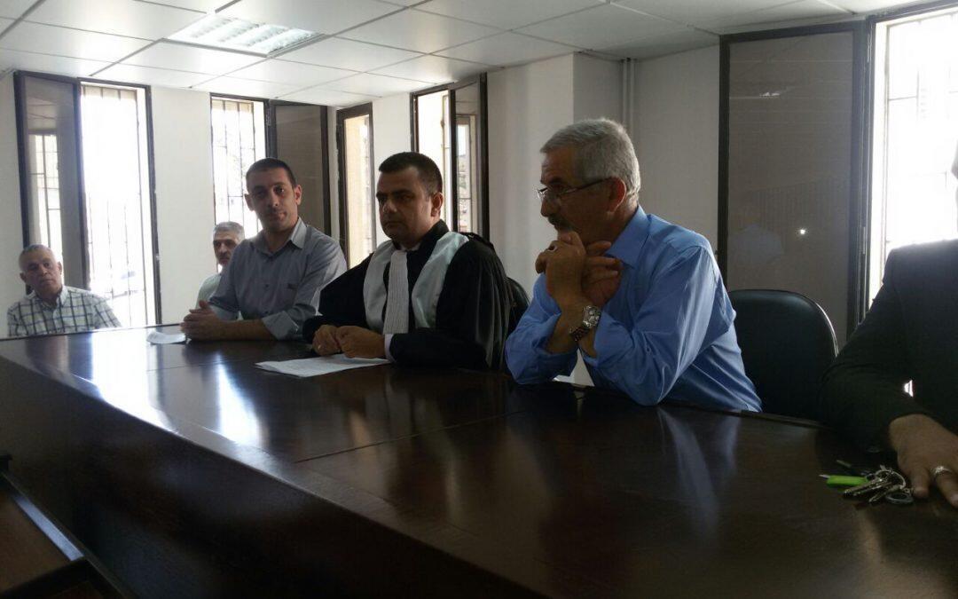 70 مختارا من قرى وبلدات قضاء بنت جبيل أقسموا اليمين وتسلموا استمارة تكليفهم