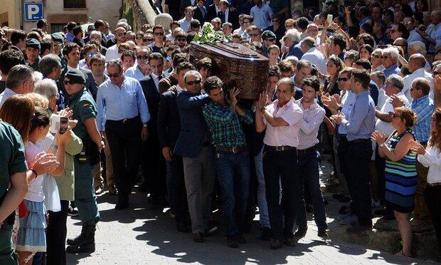 Matador Víctor Barrio's death prompts fresh calls for bullfighting ban
