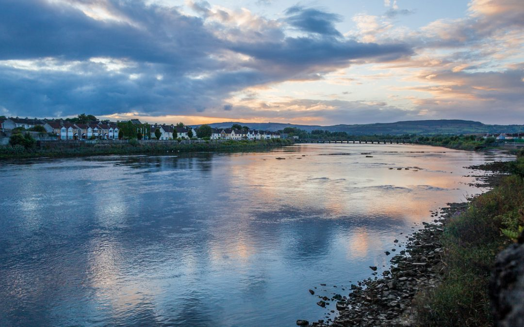 Ireland's River Shannon… will it solve Dublin's water shortages?