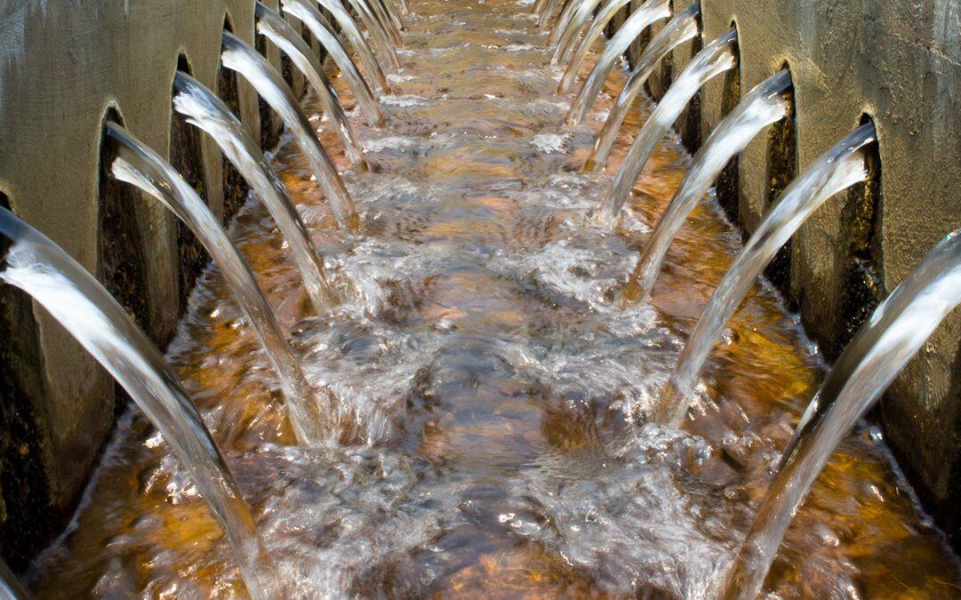مراحل عمليات معالجة مياه الصرف الصحي