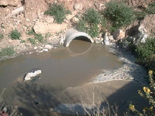 الأثار البيئية والصحية لواقع الصرف الصحي في لبنان