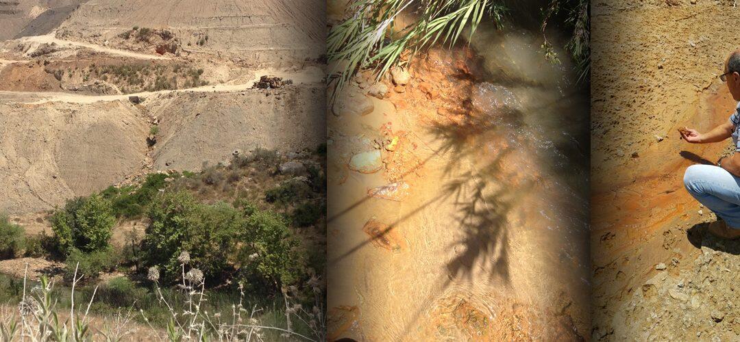تلوث نهر الليطاني… حقائق دامغة