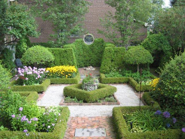 A garden at home allows you to have control over the food you and your family eat