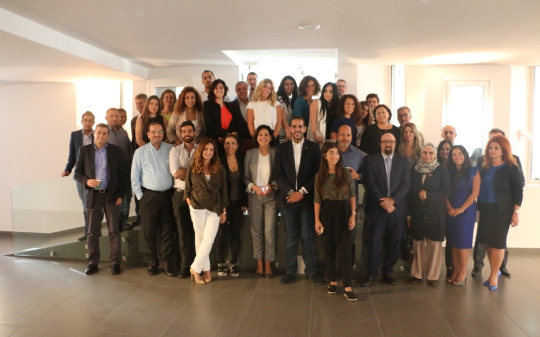 Lebanon Climate Act  Launches the Business Knowledge Platform