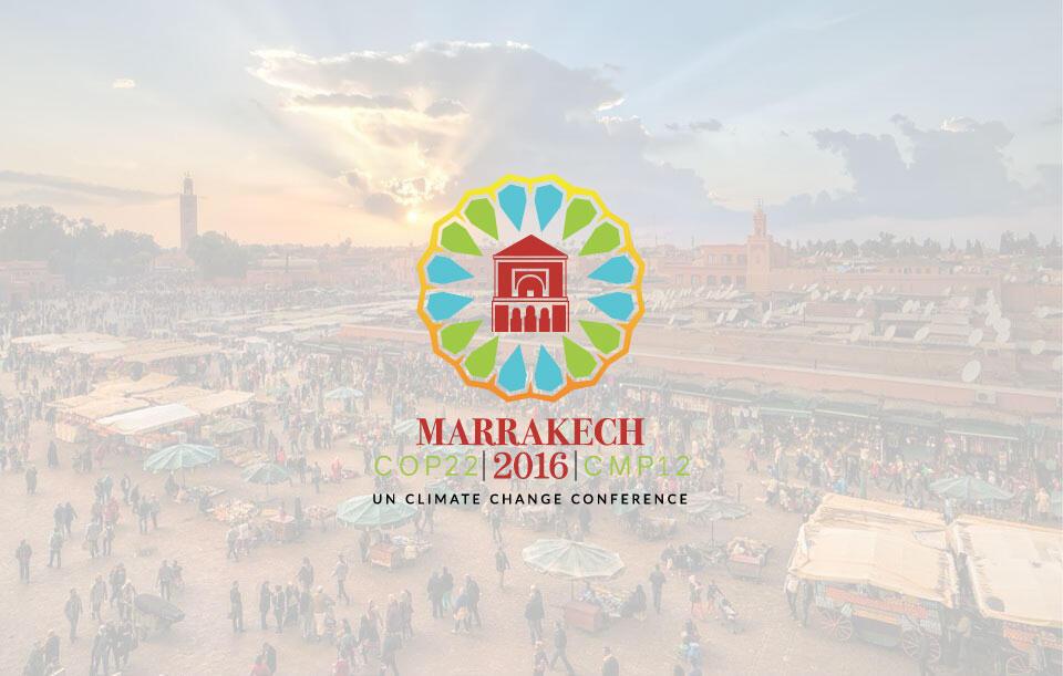 COP 22 opens today in Marrakech