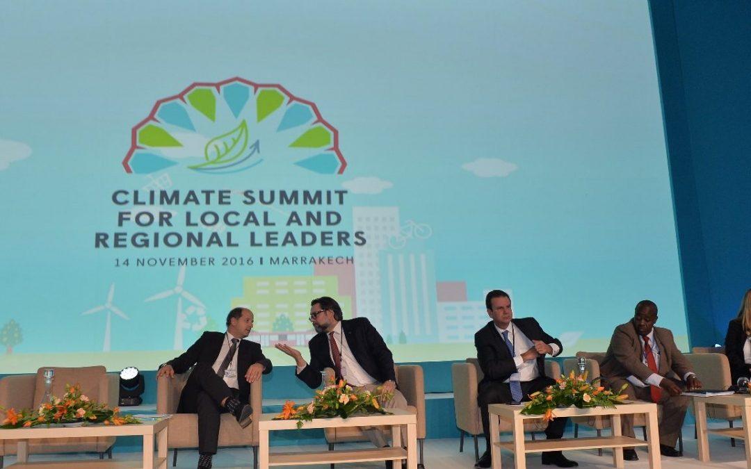 قمة المنتخبين المحليين والجهويين للمناخ: إشكالية توطين تمويل المناخ مطروح للنقاش بمراكش على هامش مؤتمر 22 Cop
