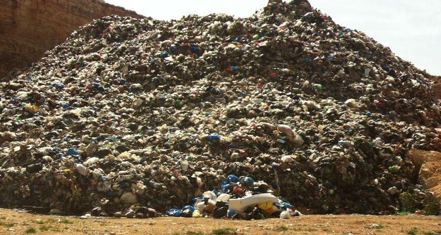 أزمة نفايات النبطية… إخفاق في تشغيل نظام إدارة النفايات