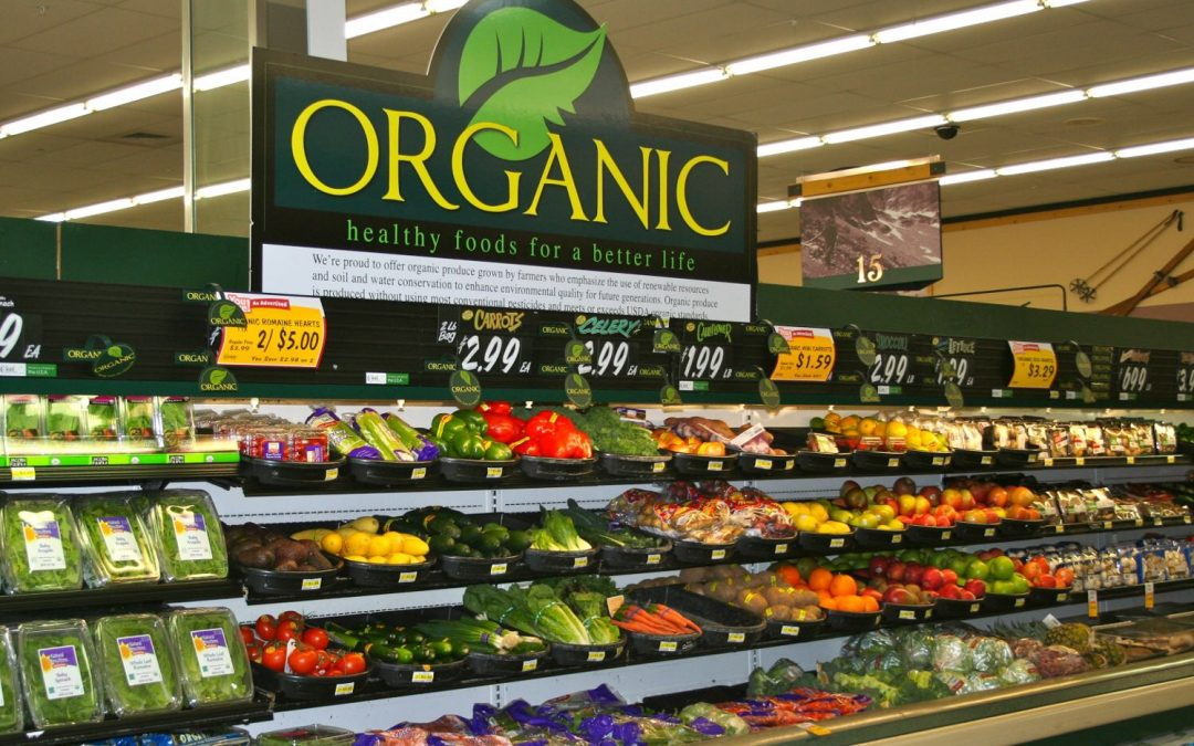 سوق الأطعمة العضوية ينمو 1.5 بليون دولار سنوياً
