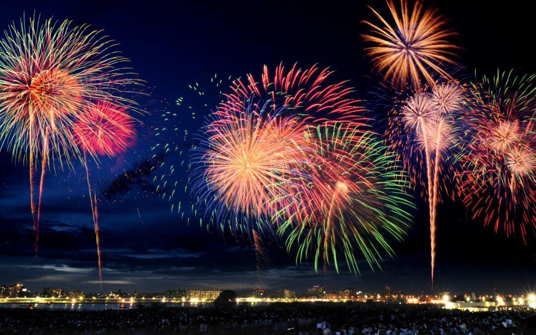 مخاطر الألعاب النارية في أعياد رأس السنة