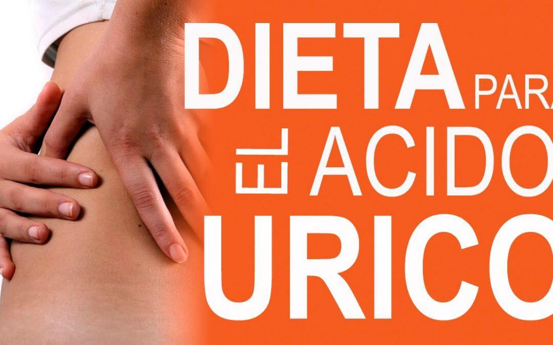 Acido urico para alimentacion personas con