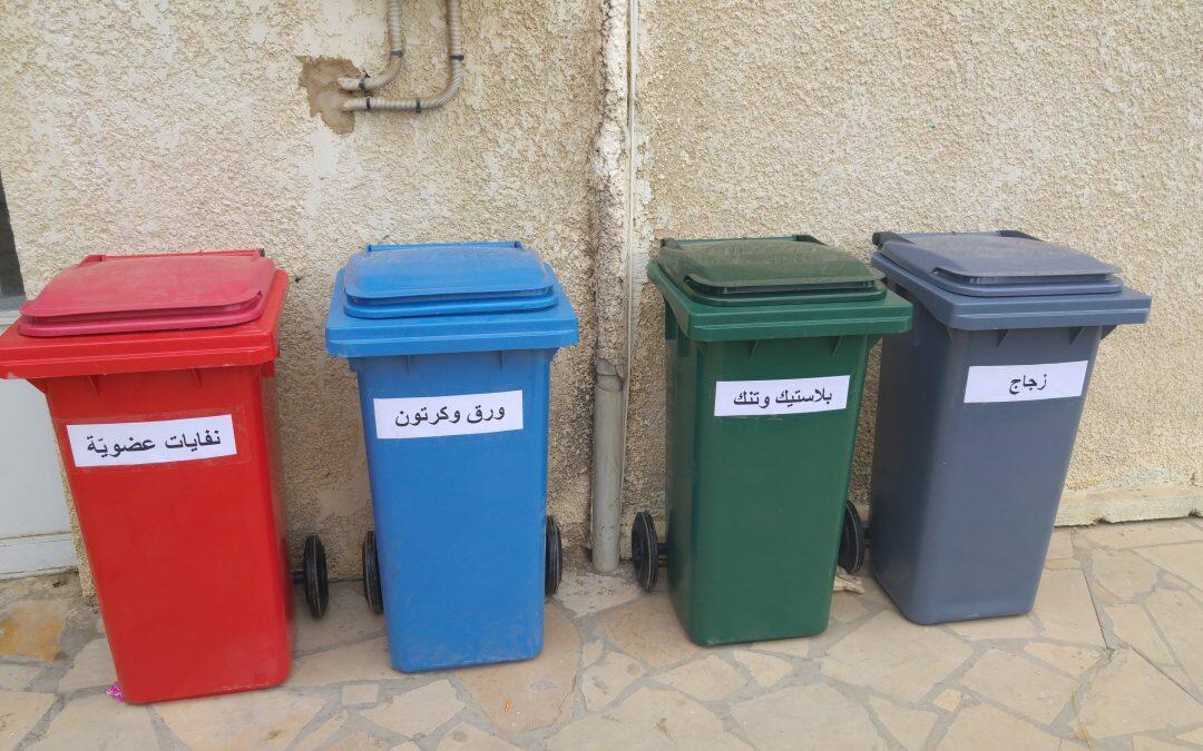 فرز النفايات في حاصبيا… مبادرة نسائية بدعم من المجتمع المحلي